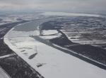 Première vue du Québec